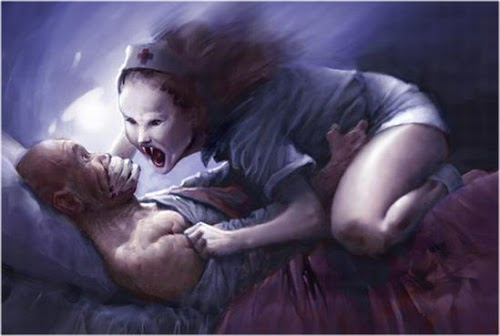 Sleep Paralysis attack