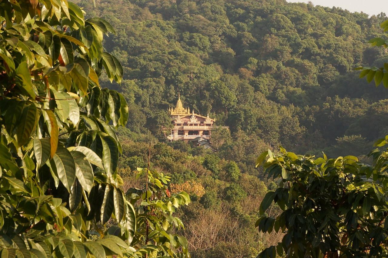Pa Auk Tawya Monastery