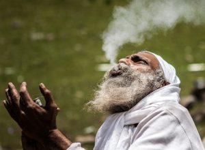 Sadhu Intoxication